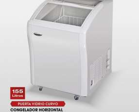 Congelador para helados 155 lts
