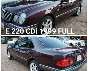Mercedes Benz 99 E220 CDI