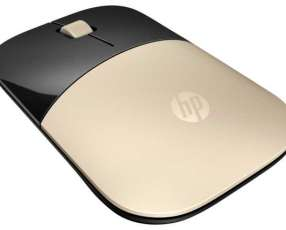 Mouse HP z3700 x7q43aa#abl gold wir