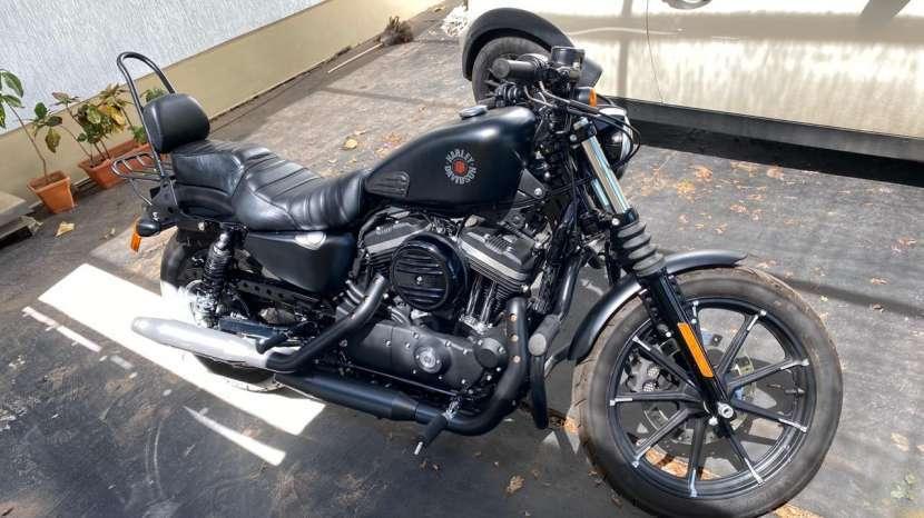 Moto Iron 883 Harley Davison 2019 - 7
