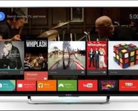 Televisor Smart LED Sony 55 pulgadas 4K