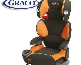 Asiento para auto para niños Graco AFFIX Tangerine