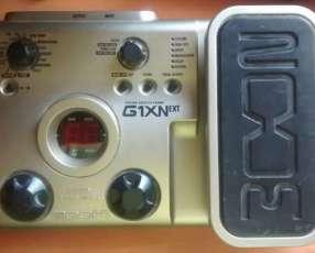 Pedalera multiefectos ZOOM G1XN para guitarra eléctrica