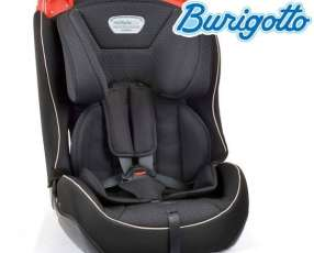 Asiento para auto para bebés y niños Burigotto Multipla Gris