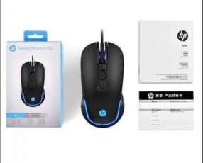 Mouse HP gaming m200 usb optico 3500dpi/rgb/6 bot/ negro