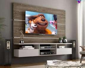Panel para tv de hasta 60 pulgadas