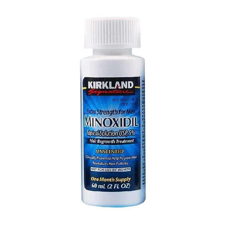 Barba Minoxidil - 1