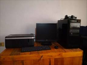 PC de escritorio completa