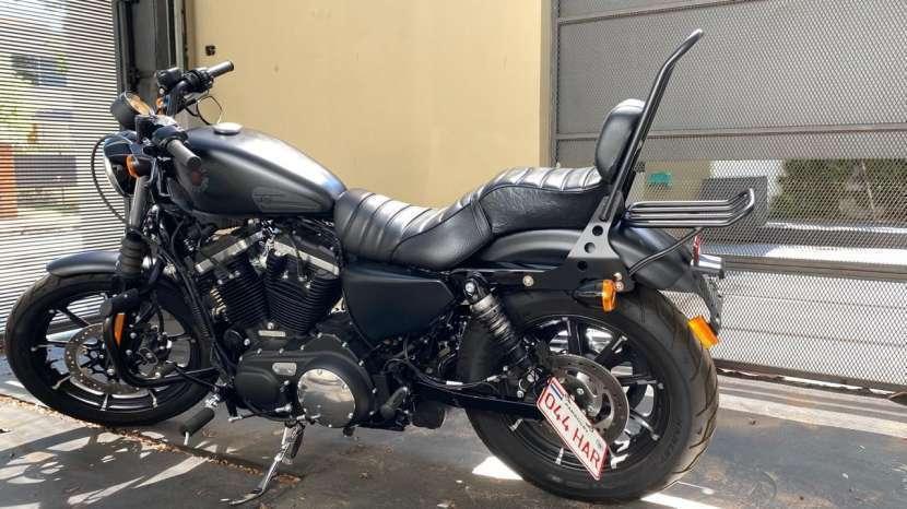 Moto Iron 883 Harley Davison 2019 - 4