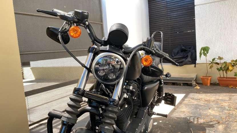 Moto Iron 883 Harley Davison 2019 - 3
