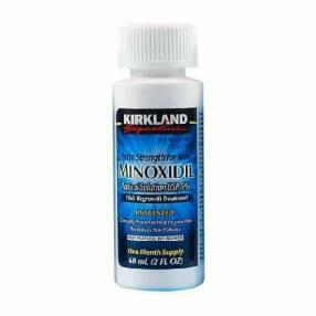 Barba Minoxidil Kirdland