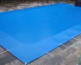 Cobertor cubre piscina