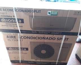 Aire acondicionado Bionica de 18.000 btu