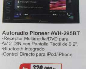 Autoradio Pioneer AVH—295 BT