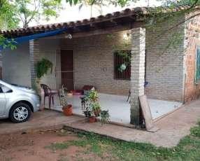 Casa sencilla en Capiatá Km 21
