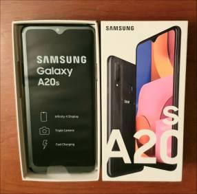 Samsung A20s 32 gb nuevo en caja