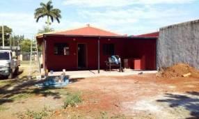 Fabricación de techo con chapa
