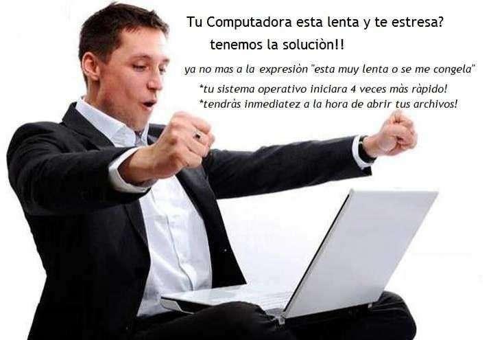Servicio técnico a computadoras - 0