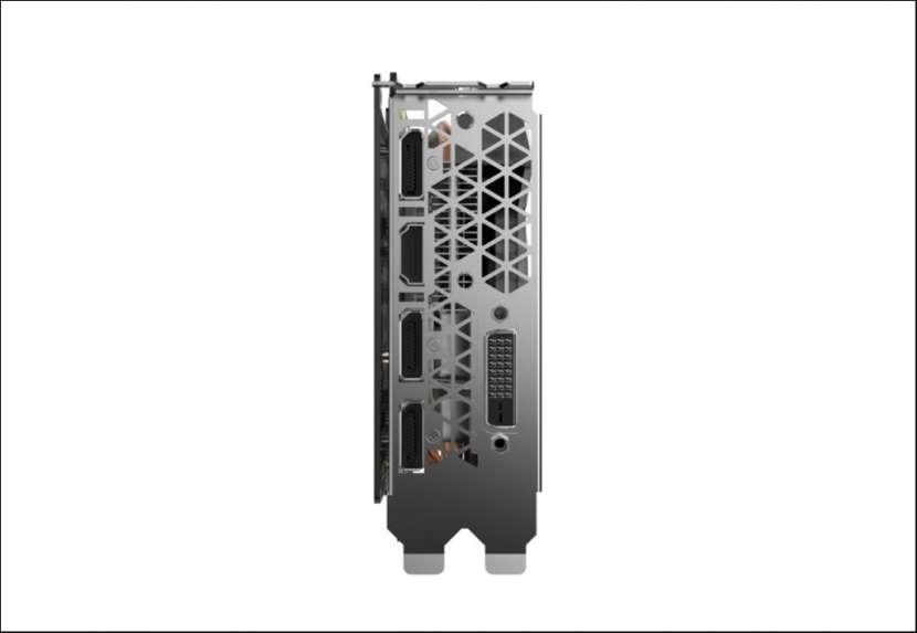 VGA ZOTAC GTX1070 TI Mini 8GB/DRR5/256 bits/1683/80 - 2