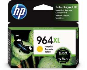 Tinta HP 3JA56AL 964XL Yellow (9010-9020)