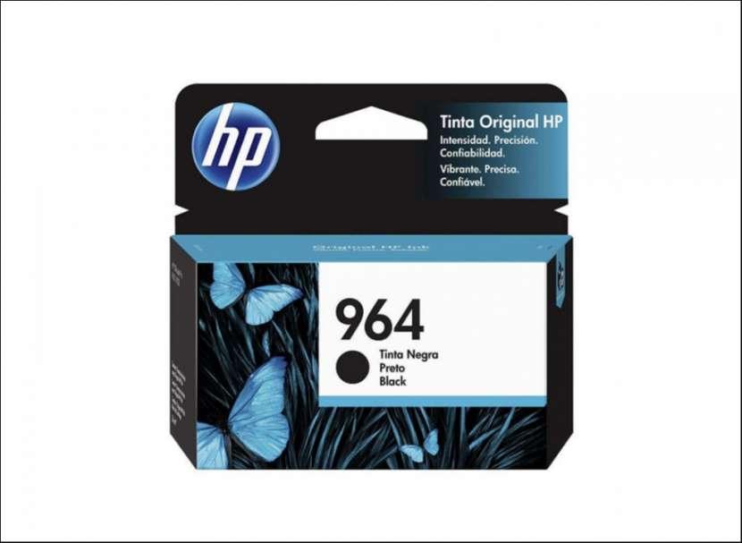 Tinta HP 3JA53AL 964 negro (9010-9020) - 0