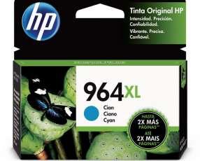 Tinta HP 3JA54AL 964XL Cyan (9010-9020)