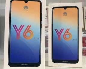 Huawei Y6 2019 de 32gb nuevos