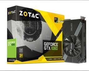 VGA ZOTAC GTX1060 3GB/DDR5/192 bits 1506/8008