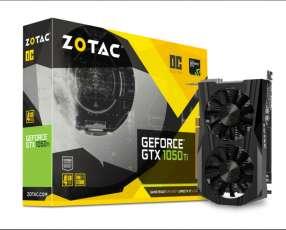 VGA ZOTAC GTX1050 TI OC 4GB/DDR5/128 bits 1392/7008