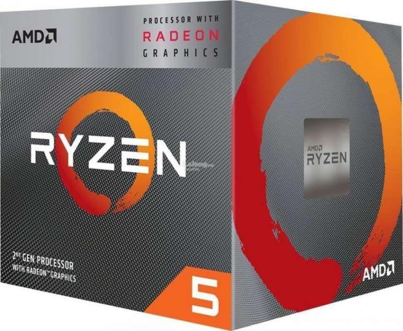 CPU AMD AM4 RYZEN 5 3400G 3.7GHZ/4MB - 0