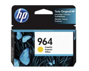 Tinta HP 3JA52AL 964 Yellow (9010-9020)