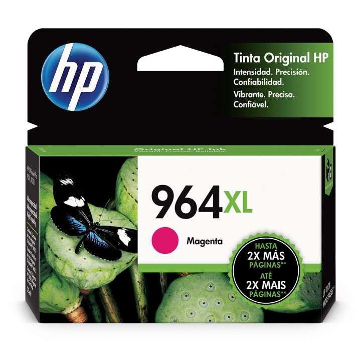 Tinta HP 3JA55AL 964XL Magenta (9010-9020) - 0