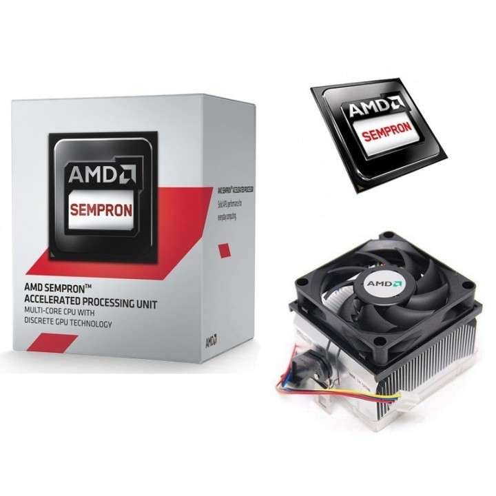 CPU AMD AM1 SEMPRON DC 2650 1.45 GHZ/1MB - 0