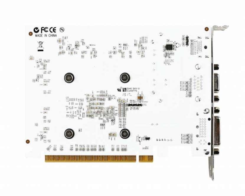 VGA MSI GT730 4GB/DDR3/128 bits 750/1000 MHZ - 1