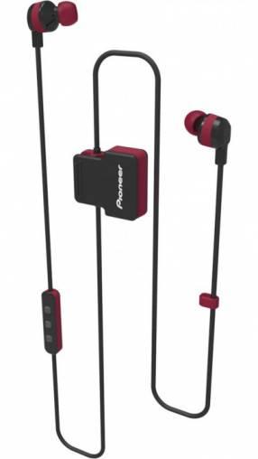 Auricular Pioneer SEIM5BTR BT rojo