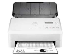 Scanner HP 5000 enter s4 vertical/adf/oficio/duple