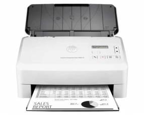Scanner HP 5000 enter s4 vertical/adf/oficio/duple