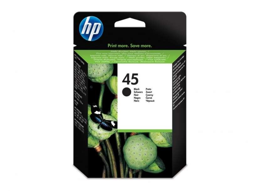 Tinta HP 51645 45 negro - 0