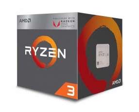 CPU AMD AM4 RYZEN 3 3200G 3.6GHZ/4MB