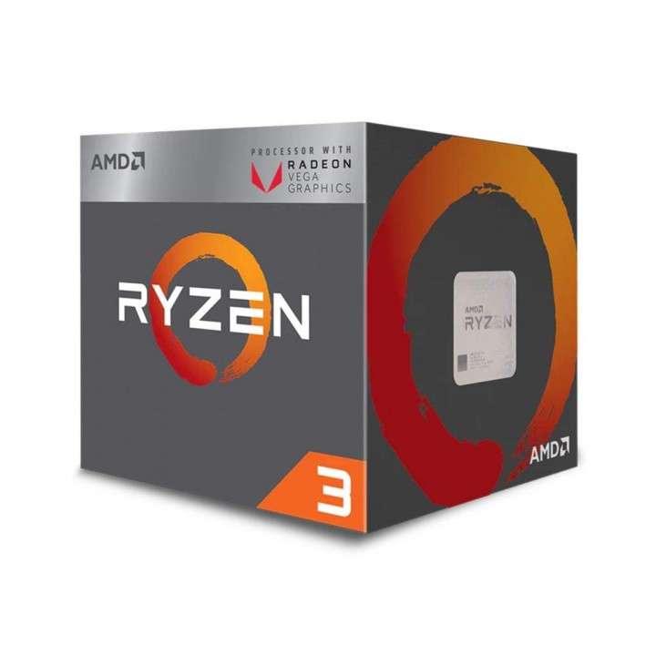 CPU AMD AM4 RYZEN 3 3200G 3.6GHZ/4MB - 0