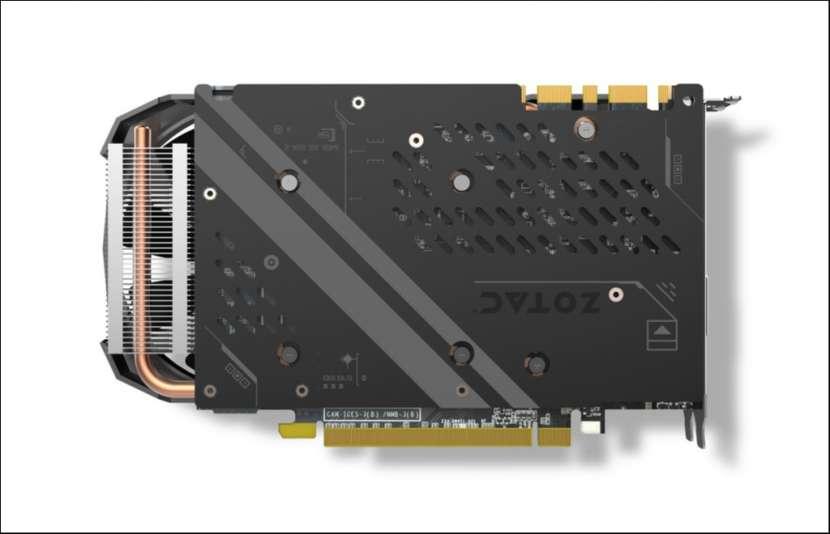 VGA ZOTAC GTX1070 TI Mini 8GB/DRR5/256 bits/1683/80 - 3