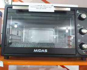 Horno electrico midas 45 lts mdkr45