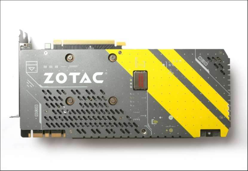 VGA ZOTAC GTX1080 AMP 8G/DDR5X/256 bits 1682/10000 - 3