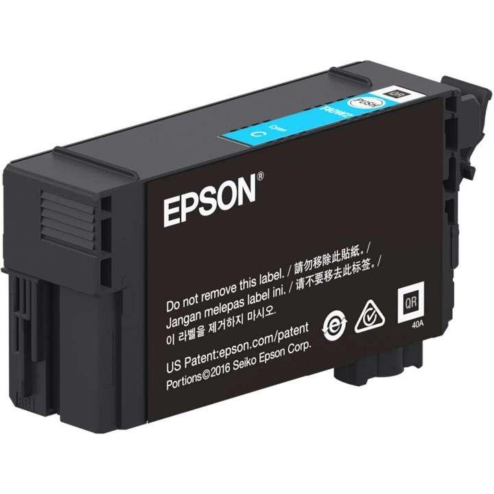Tinta Epson T40W220 cyan ultra chrome (T3170) - 0