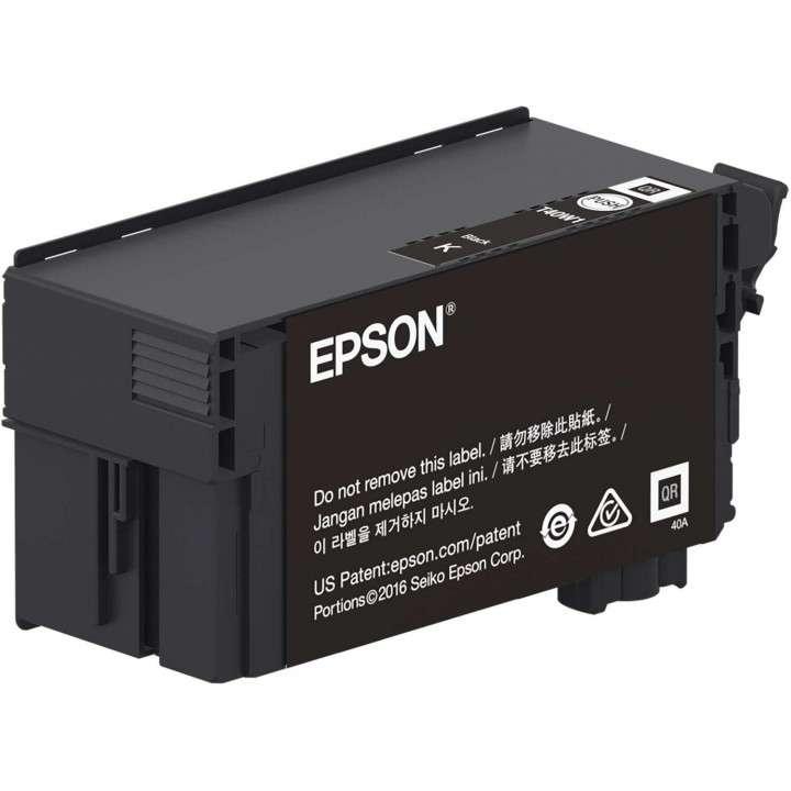 Tinta Epson T40W120 negro ultra chrome (t3170) - 0