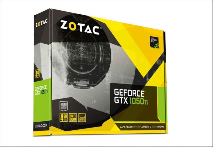 VGA ZOTAC GTX1050 TI 4GB/DDR5/128 bits 1303/1417 - 6