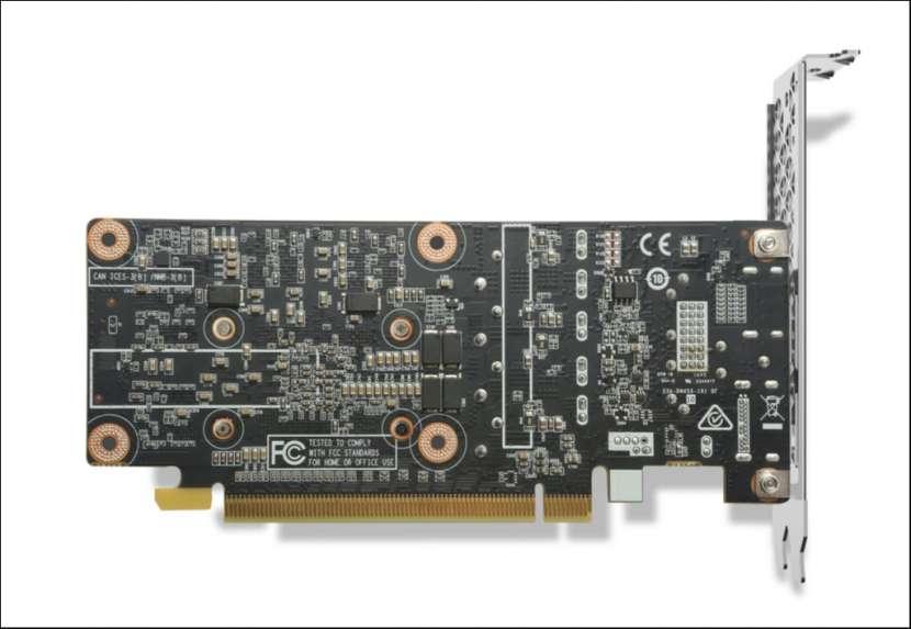 VGA ZOTAC GTX1050 TI 4GB/DDR5/128 bits 1303/1417 - 3