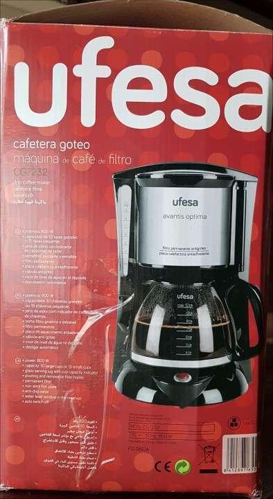 Cafetera Ufesa - 0