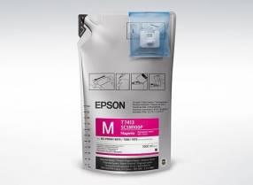 Tinta Epson F6070/F6200 T741300 magenta ultrachrome