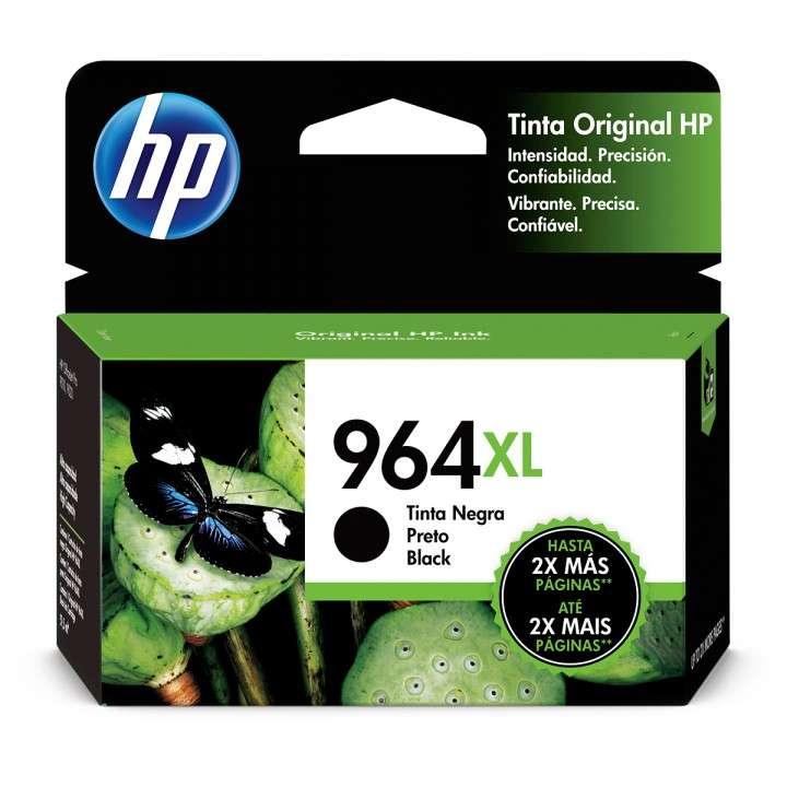Tinta HP 3JA57AL 964XL negro (9010-9020) - 0